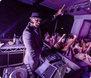 Birthday celebrations with DJ - expert